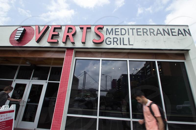 verts mediterranean grill store photo