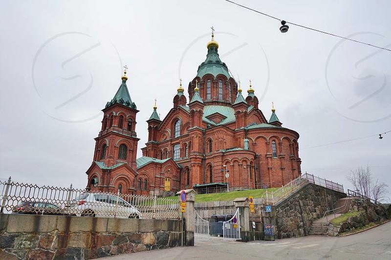 Uspenski Cathedral (Eastern Orthodox) - Helsinki Finland photo