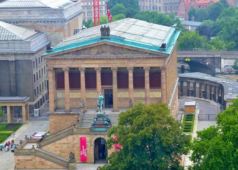 Alte Nationalgalerie Berlin photo