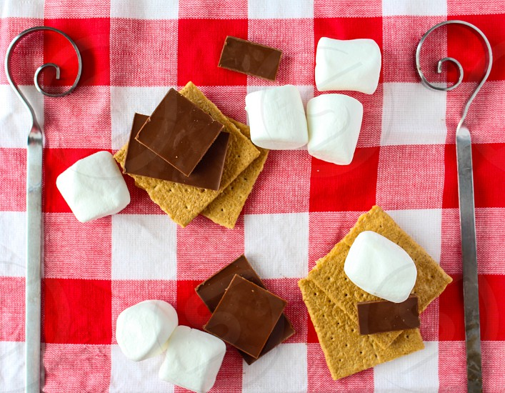 Snack s'mores  photo
