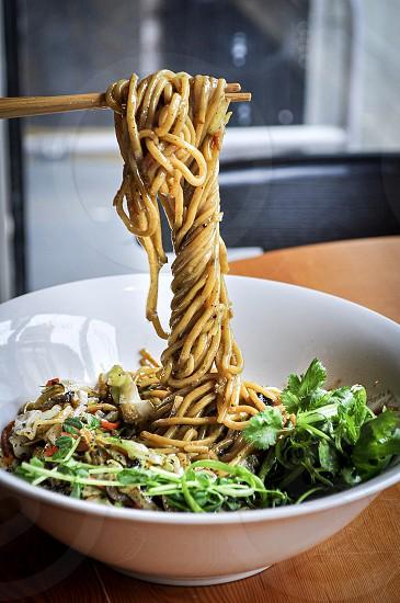 Noodles at Sai Woo photo