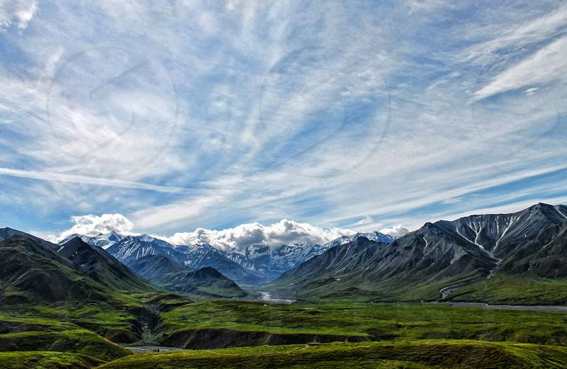 Denali National Park Healy Alaska photo