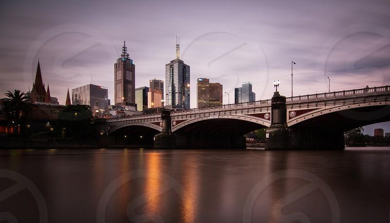 Skyline of Melbourne photo