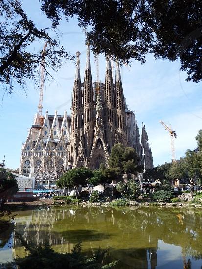 Sagrada Familia Barcelona photo