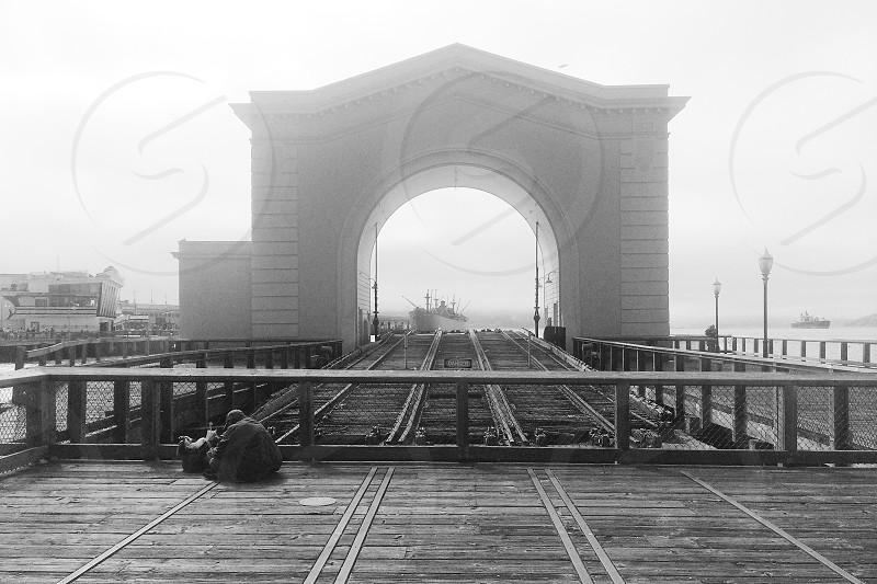 San Fransisco - Old Port Gate  photo