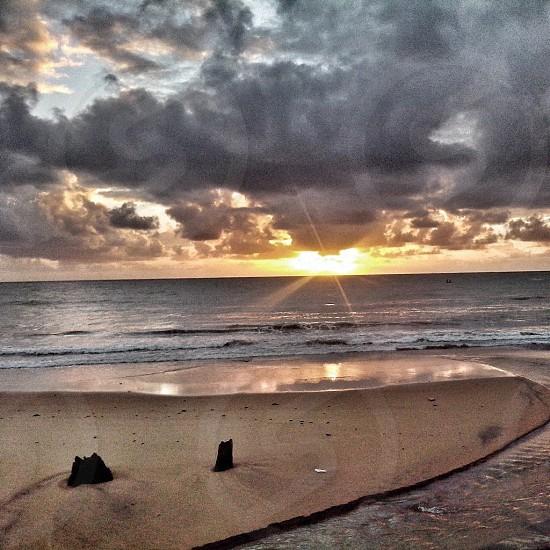 Nascer do Sol em Riacho Doce AL Brasil photo