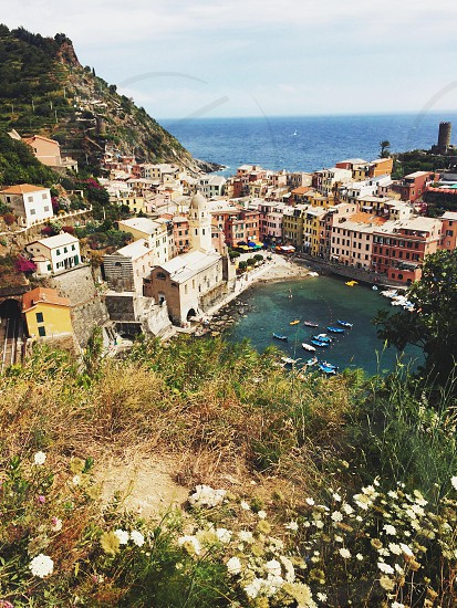 Vernazza Italy photo