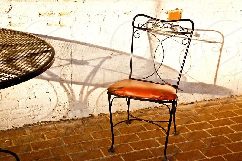 Chasing Light - chairs photo