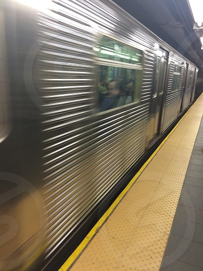 NYC Subway.  photo