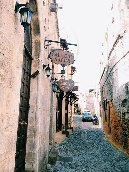 Rhodes Greece  photo