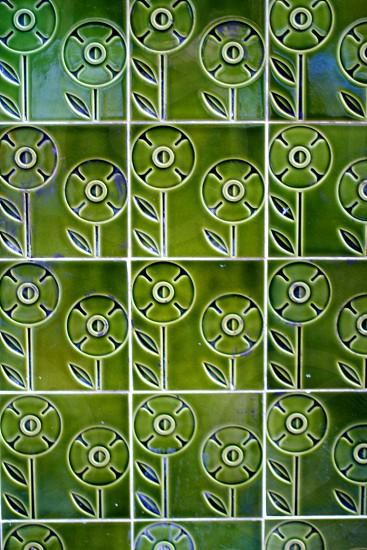 green glass photo