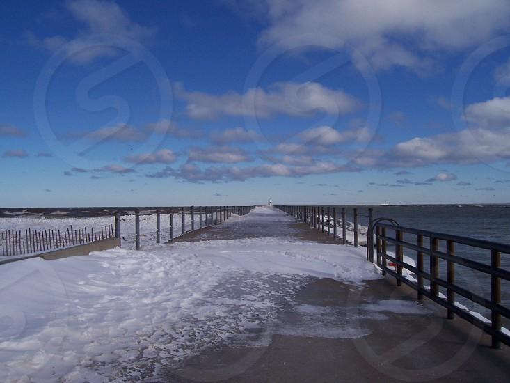 Lake Ontario Pier photo