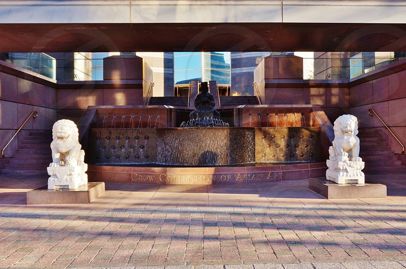The Trammell and Margaret Crow Collection of Asian Art in Dallas Texas photo