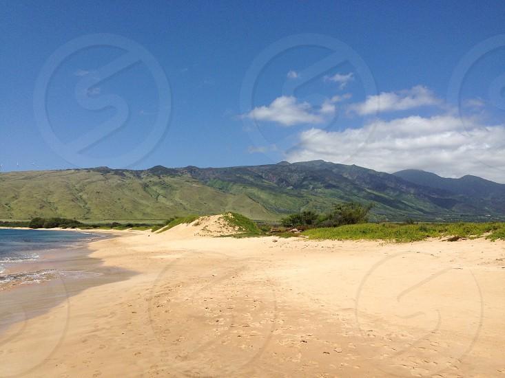 West Maui Mountains  photo