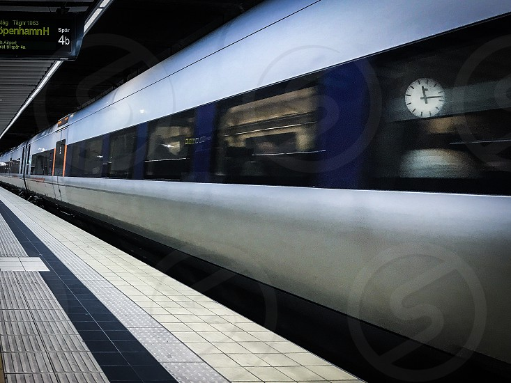 Train transport transportation  railway station speed travel  photo