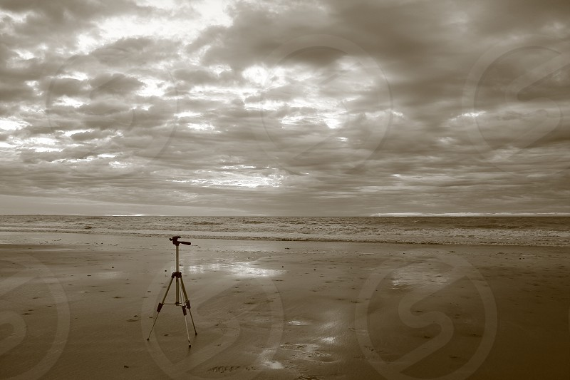 making photos at beach photo