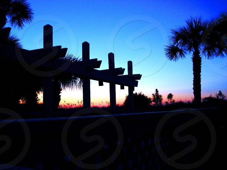 Sunrise at Hilton Head SC photo