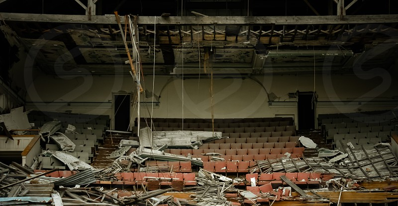 broken Theater photo