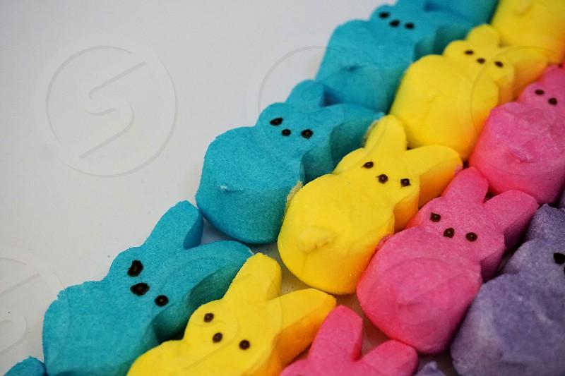 Easter Peeps photo
