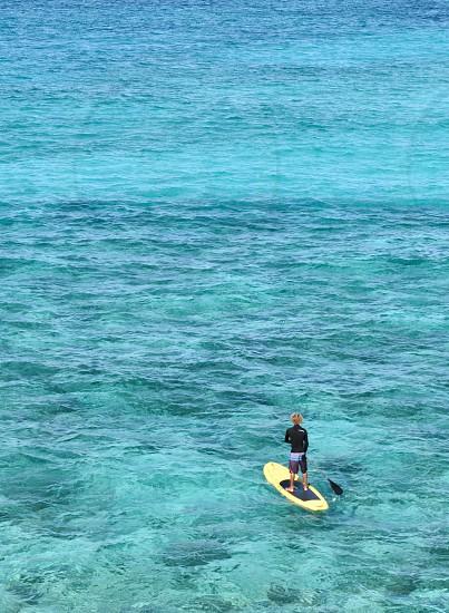 Pearl Island Bahamas. photo
