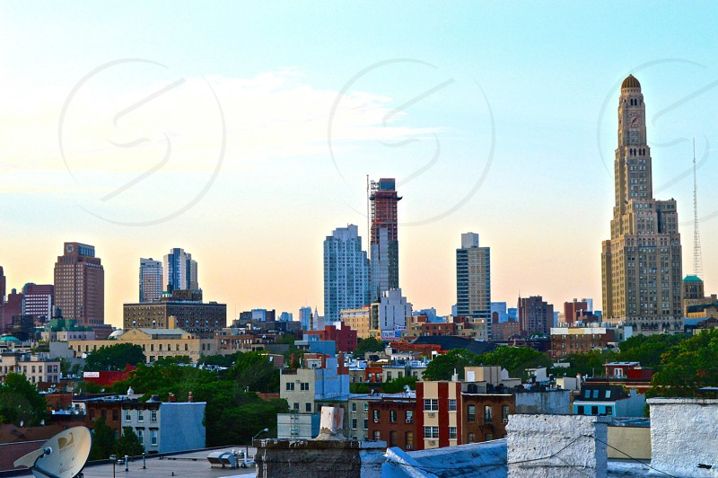 NYC travel urban city photo