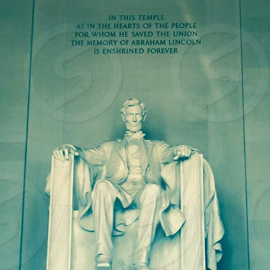 Lincoln Monument  photo