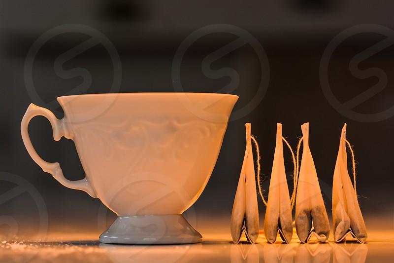 A cup of tea - tea - drinks  photo