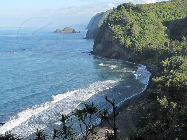 Pololu Valley Big Island Hawaii photo