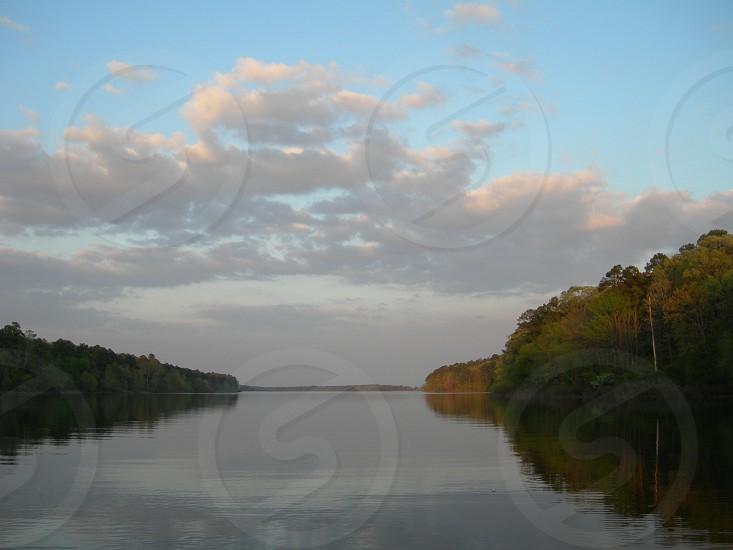 Cove clouds. photo