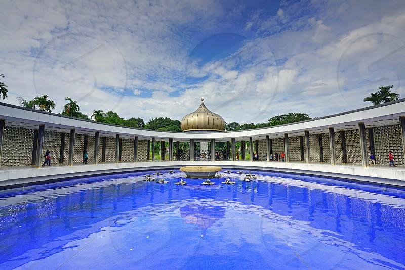 The National Monument in Kuala Lumpur Malaysia photo