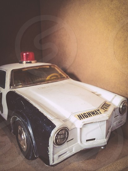 Vintage toys patrol photo