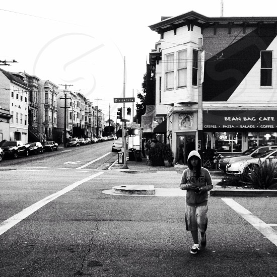 Lower Haight...Divisadero st. San Francisco photo