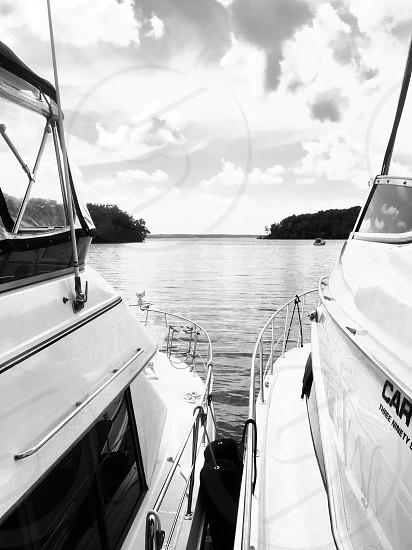 One of my favorite shots of this summer enjoying cruising on the lake. photo