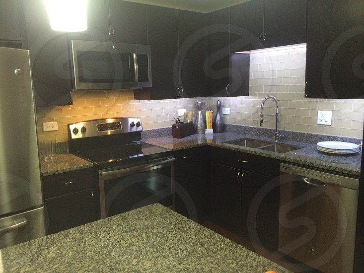 kitchen home appliances photo