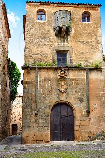Caceres Casa del Sol sun house in Spain Extremadura photo