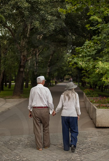 Well this is probably not what you are looking for but still Love is Love at any age :)  photo