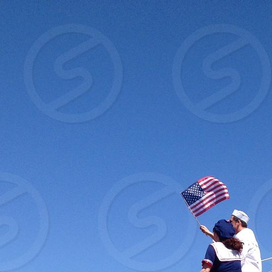 4th of July Parade. Alameda CA photo
