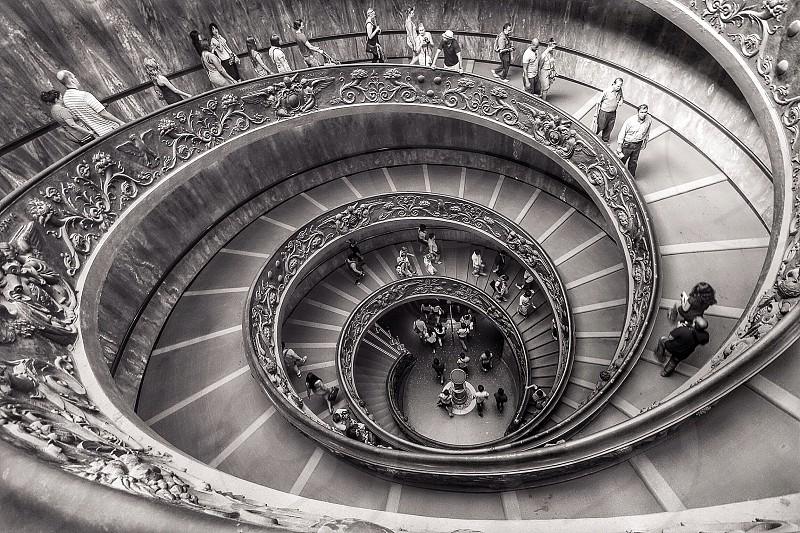 Leaving Vatican City photo