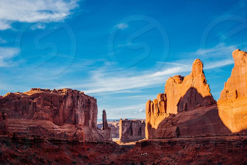Arches National Park Moab Utah photo