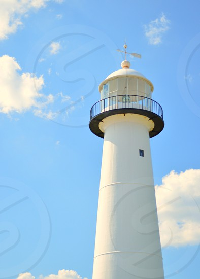 Lighthouse in Biloxi MS photo