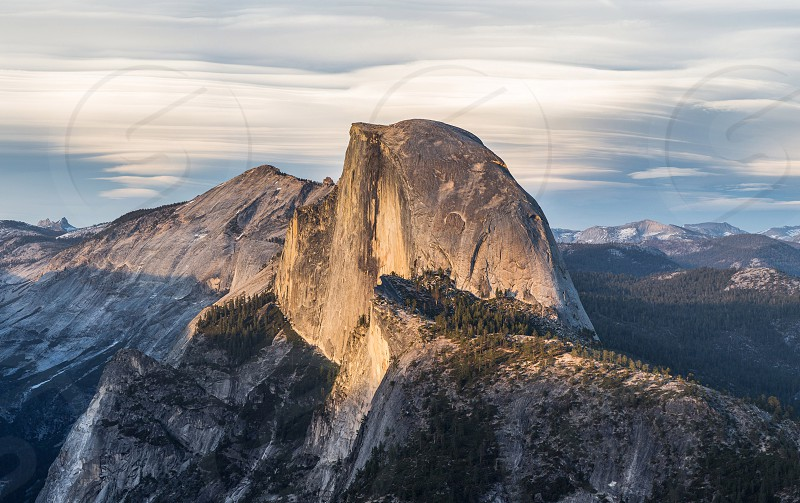 This photo is belongs to glacier point which is in YOSEMITE NATIONAL PARK. photo
