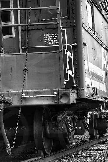 caboose... photo