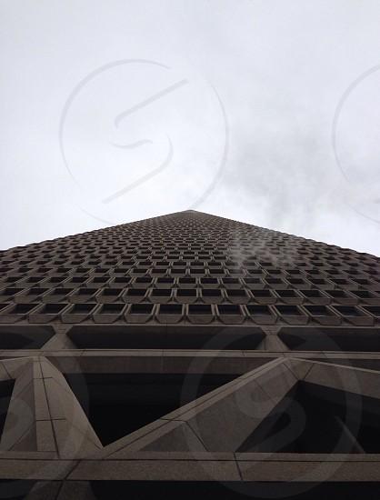 Transamerica tower perspective  photo