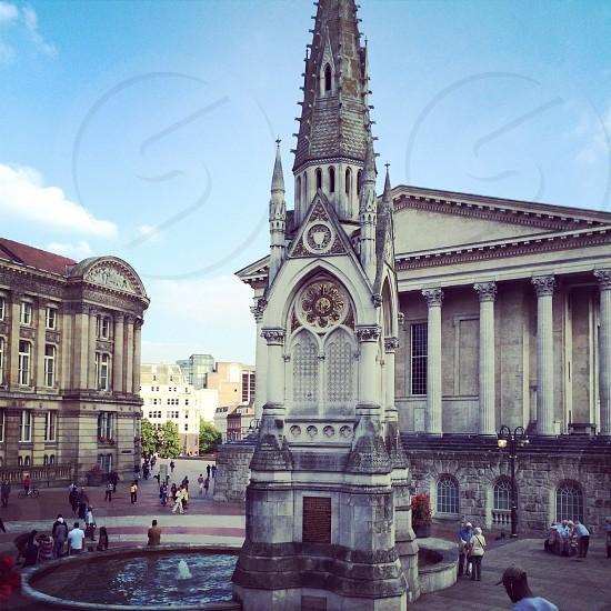 Birmingham England photo