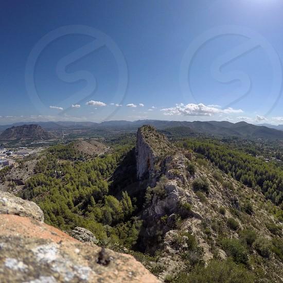 Spain españa landscape mountains beautiful nature view green outside explore adventure photo