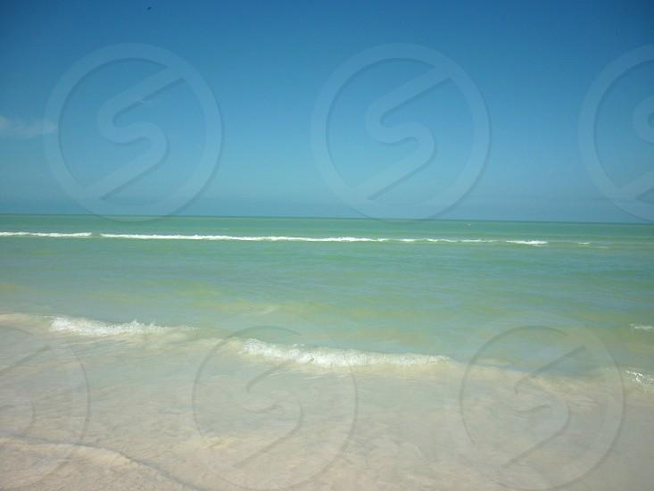 Holbox Island in Quintana Roo  photo