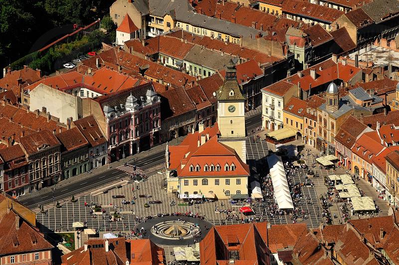 Brasov Transilvania Romania photo