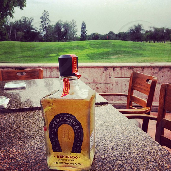 Golf tequila friends nature herradura just fine photo