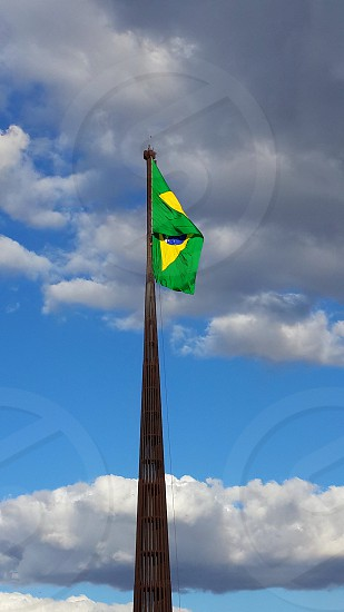 brasilian flag photo