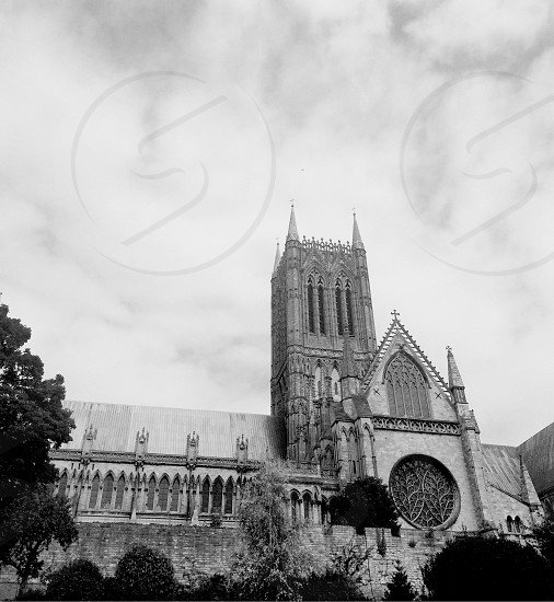 Lincoln Cathedral Lincoln England  photo